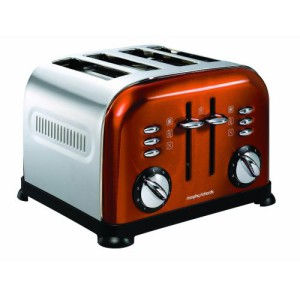 Morphy Richards 44744 4 Scheibentoaster