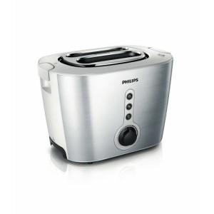 Philips HD2636/00 Toaster aus Edelstahl